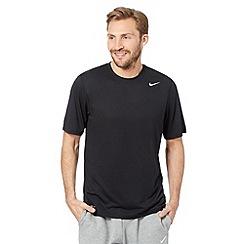 Nike - Black short sleeved 'Dri-FIT' t-shirt