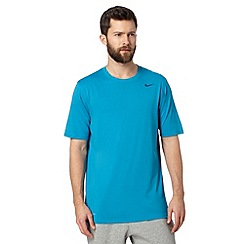 Nike - Light blue 'Dri-FIT' t-shirt