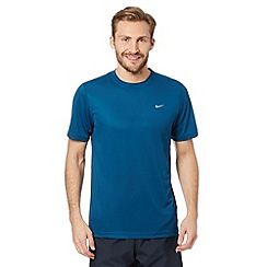 Nike - Dark blue short sleeved challenger t-shirt
