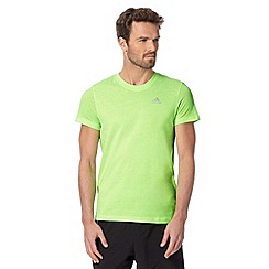 adidas - Green spotted t-shirt
