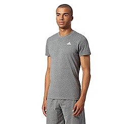 adidas - Dark grey spotted t-shirt