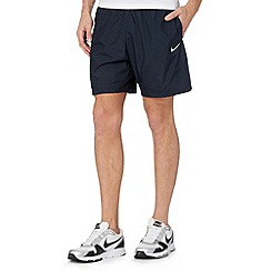Nike - Near black plain fitness shorts