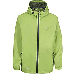 Trespass - Unisex green Qikpac Packaway Jacket
