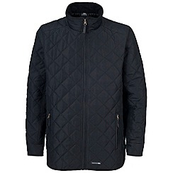 Trespass - Black jones padded jacket