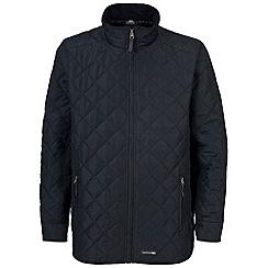 Trespass - Black jones padded jacket