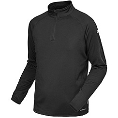 Trespass - Black anaw long sleeve top