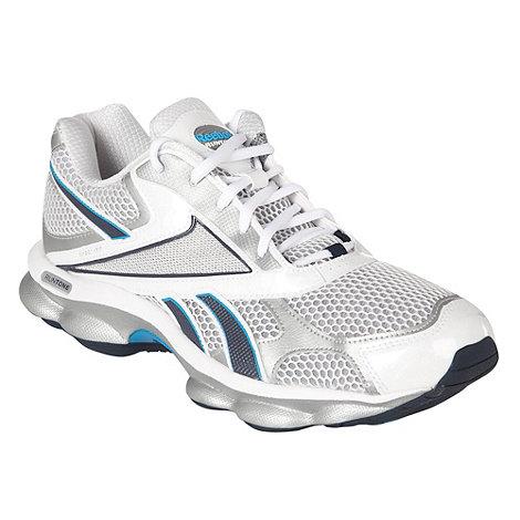 Reebok - White +Runtone+ trainers