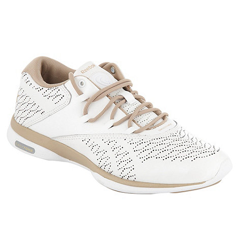 Reebok - Gold +Easytone Trend+ trainers