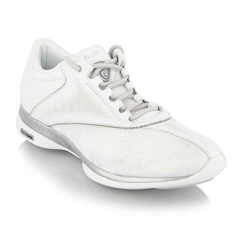 Reebok - White essential +Easytone+ trainers