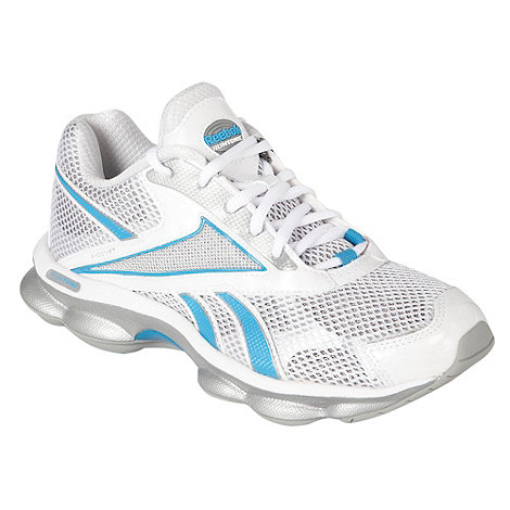 Reebok - White women+s +Runtone+ trainers