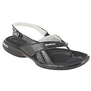 Reebok - Black 'Easytone craze' sandals