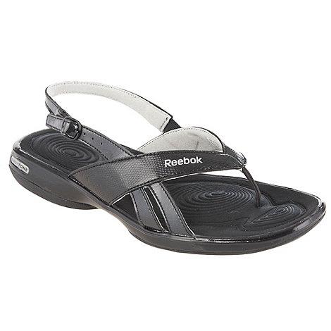 Reebok - Black +Easytone craze+ sandals