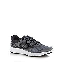 adidas - Grey 'Duramo 6' mesh trainers