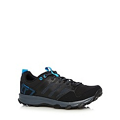 adidas - Black 'Kanadia 7 Trail' trainers