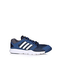 adidas - Navy 'Essential Star' trainers