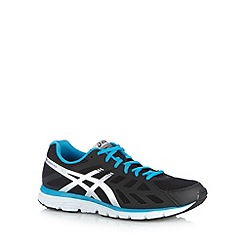 ASICS - Black 'Zaraca 3' trainers