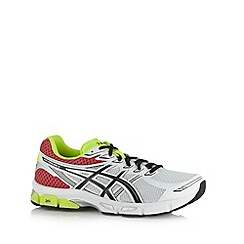 ASICS - White mesh gel sole trainers