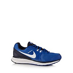 Nike - Blue 'Zoom Winflo' running trainers