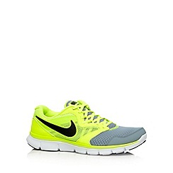 Nike - Green 'Flex Experience 3' trainers