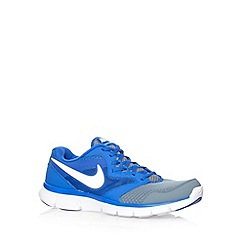 Nike - Blue 'Flex Experience 3' trainers