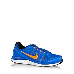 Nike - Blue 'Dual Fusion Run' trainers