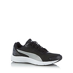 Puma - Black 'Expedite' trainers