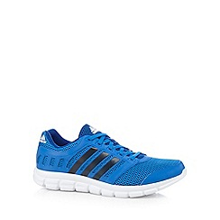 adidas - Blue 'Breeze 101' running trainers