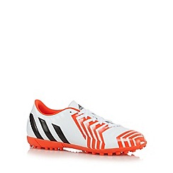 adidas - White 'Predito Instinct' football trainers