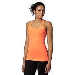 adidas - Neon orange tank top