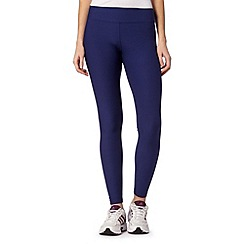 adidas - Navy 'Climalite' tights