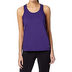 XPG by Jenni Falconer - Purple fitness running vest