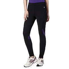 XPG by Jenni Falconer - Black running tights