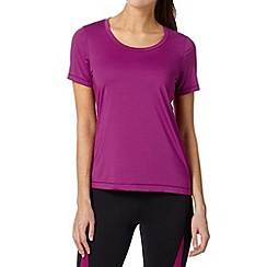 XPG by Jenni Falconer - Pink fitness loose fit t-shirt