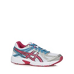 ASICS - White mesh running trainers
