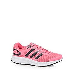 adidas - Pink 'Duramo 6' lace up trainers