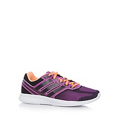 adidas - Pink 'Lite Pacer 3' trainers