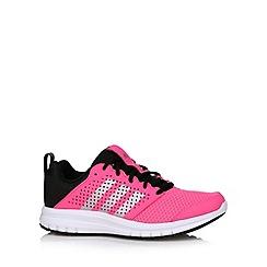 adidas - Pink 'Madoru' running trainers
