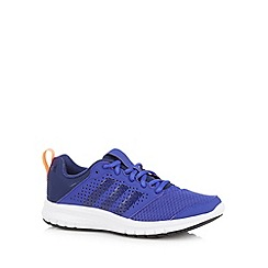 adidas - Dark purple 'Mardoru' running trainers