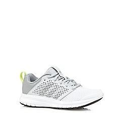 adidas - White 'Madoru' trainers