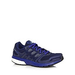 adidas - Navy 'Questar Boost' trainers