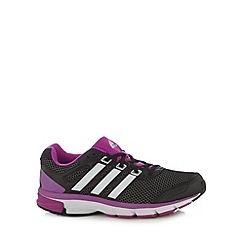 adidas - Black 'Nova Stability' running trainers