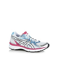 ASICS - White gel cushion trainers