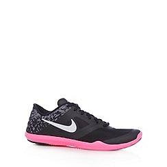 Nike - Black 'Studio 2' lace up trainers