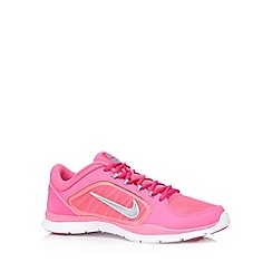 Nike - Pink 'Flex 4' trainers