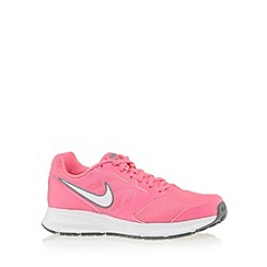 Nike - Pink 'Downshifter 6' trainers
