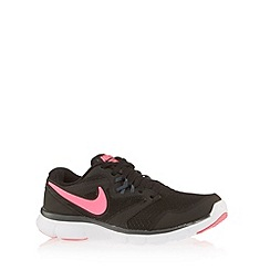 Nike - Black 'Flex Experience 3' trainers
