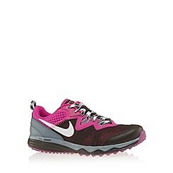 Nike - Purple 'Dual Fusion Trail' trainers