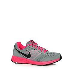 Nike - Grey 'Air Relentless 4' trainers
