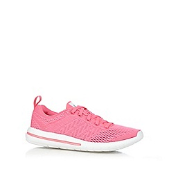 adidas - Pink 'Element Urban Run' trainers