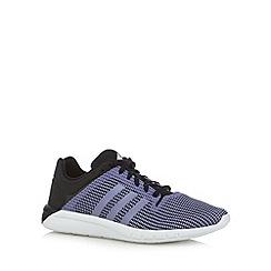 adidas - Lilac 'Fresh 2' running trainers
